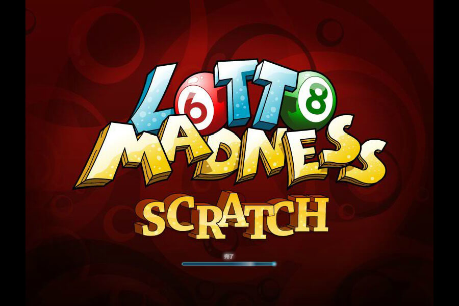 Lotto Madness Scratch:image1