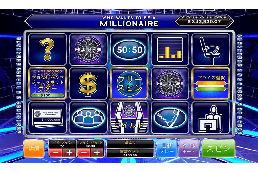 Who wants to be a Millionaire : image3